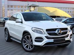 Mercedes GLE Coupe...